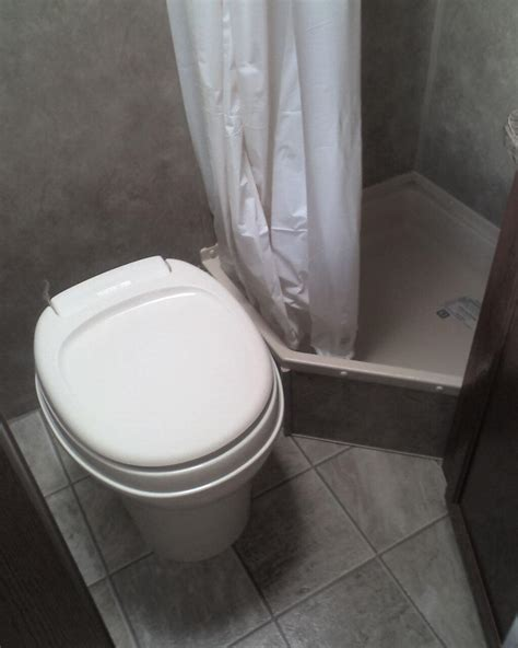 Rv Shower Stall With Toilet by The Ultimate Guide To Your Rv Shower Rvshare