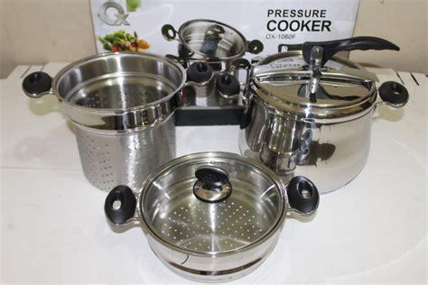 Panci Presto Di Indonesia panci presto ox 1060f oxone preasure cooker bisa sebagai