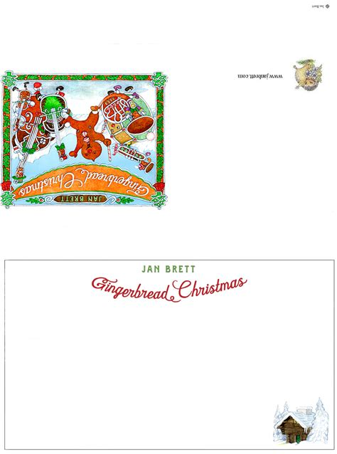 jan brett printable christmas cards index of pdfcards