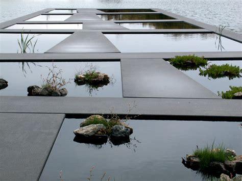 Am 233 Nagement Paysager Moderne 104 Id 233 Es De Jardin Design Amenagement Moderne Salon Exterieur Et Piece Deau