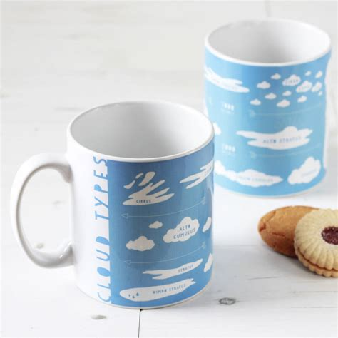 types of mugs cloud types blue educational mug by newton and the apple