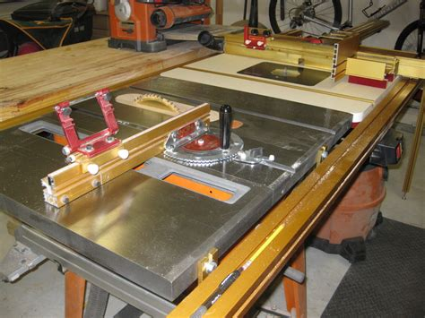 Table Saw Modern Ts 8 4 review incra s 52inch ls positioner package by bigbard lumberjocks woodworking community