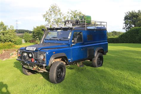 land rover 110 overland fully prepared overland land rover defender 110 horizons