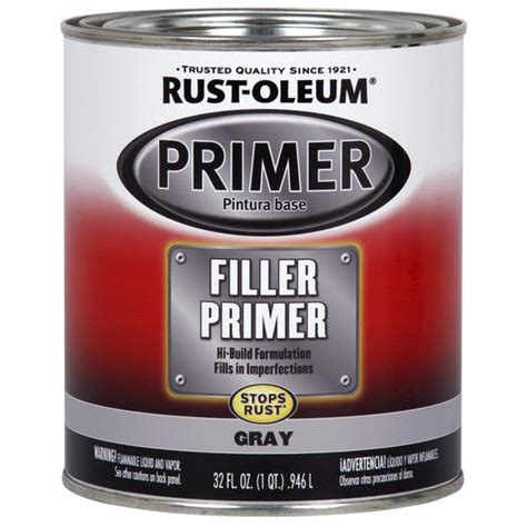 1 quart of primer 1 quart of paint such a difference rust oleum 174 automotive gray filler primer 1 qt at menards 174
