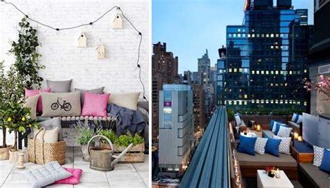 idee per arredare un terrazzo arredare il terrazzo 33 idee per un terrazzo design