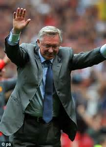 sir alex ferguson chions inner toughness of alex ferguson told his players he was retiring today with