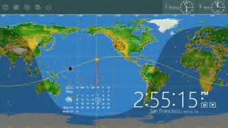 World Daylight Map by World Daylight Map Pictures To Pin On Pinterest Pinsdaddy