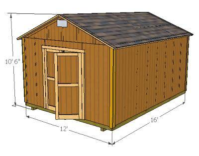 storage shed plans   build diy blueprints