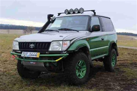 Rally Auto Umbau by Toyota Land Cruiser J9 Rallye Umbau Top Offroad Tolle