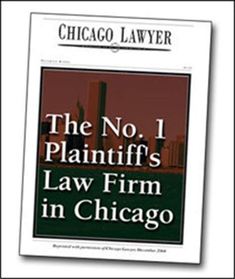 Rogourys Traing As A Lawyer Mba by Top Chicago Personal Injury Firm Power Rogers