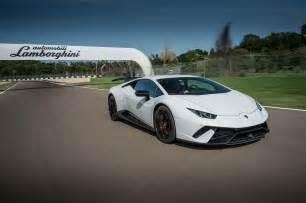 Lamborghini Huracan 2018 Lamborghini Huracan Performante Drive Review