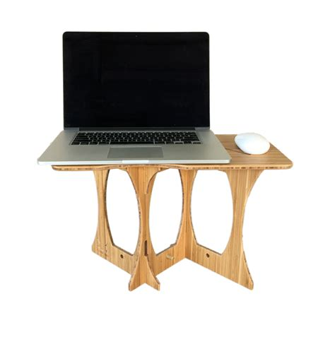 standing desk portable the portable standing desk laptop stand standstand