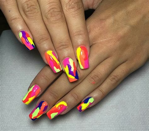 different color nails different colors of acrylic nails best nail designs 2018