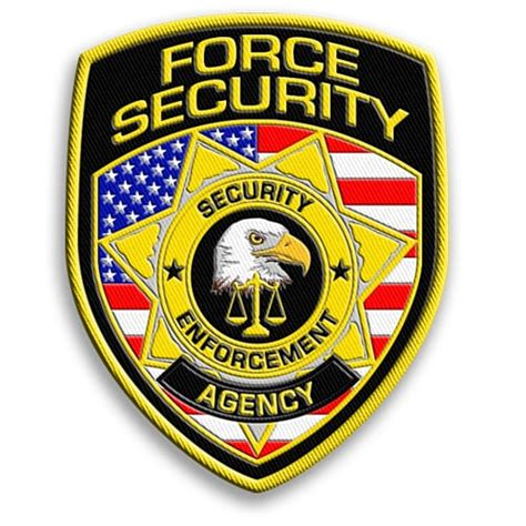 custom patches embroidered patches patchsuperstore security embroidered patches security patch patches