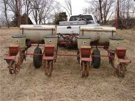 Used Farm Tractors For Sale International 56 4 Row