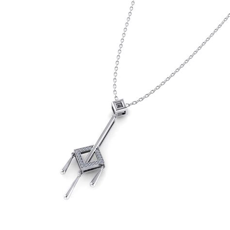 Square Tassel square tassel necklace jewelry designs