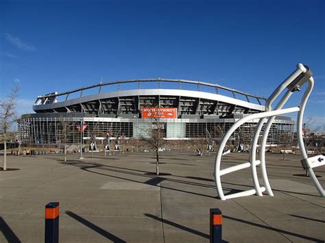 Sports Authority Palm Gardens by Sports Authority Field At Mile High Denver Colorado