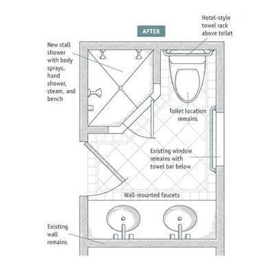 8 by 10 bathroom floor plans fascinating 70 small bathroom 4 x 8 design inspiration of