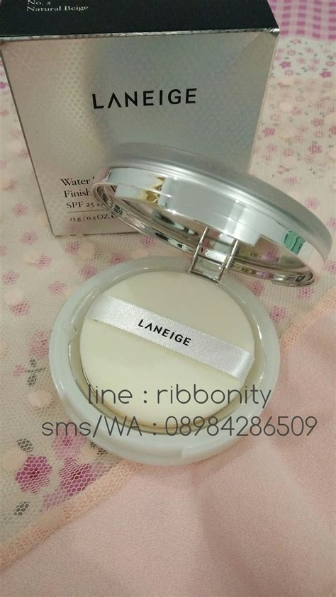 Bedak Korea Laneige korean review laneige water supreme
