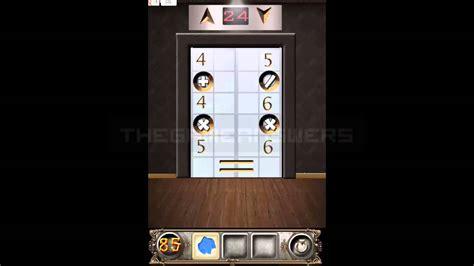 100 Floors Escape Level 85 - 100 doors floors escape level 85 walkthrough guide