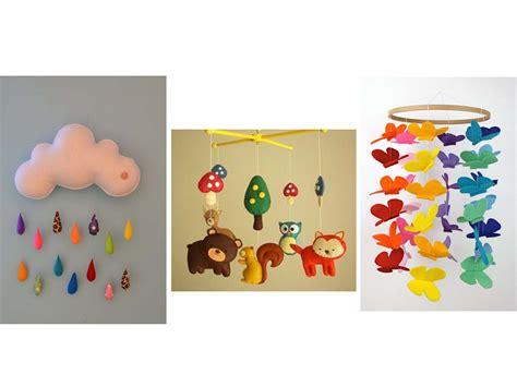 decoracion infantil 12 manualidades molonas de decoraci 243 n infantil con fieltro