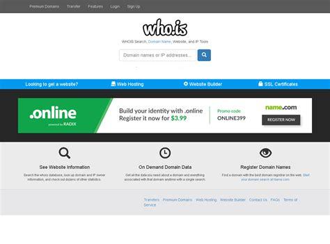 mudah cek  aktif domain website milik  lain