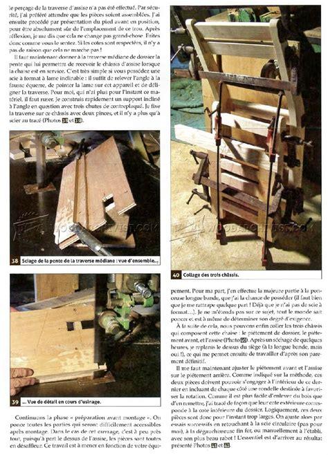 Outdoor Folding Chair Plans ? WoodArchivist