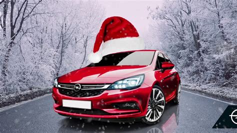 opel christmas opel christmas snow youtube