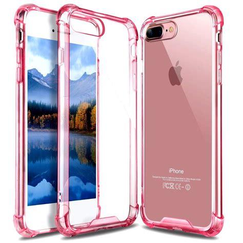 capas para iphone 7 plus bordas anti impacto em tpu silicone gel