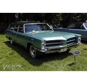 Picture Of 1966 Pontiac Bonneville Wagon