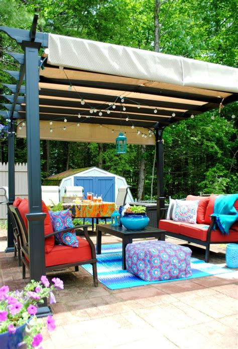 creating an outdoor living space 20 outdoor diy projects that will make your backyard the