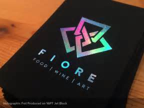 holographic business cards premium black business cards exclusively from jukeboxprint