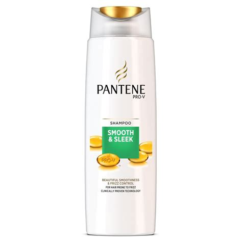 Harga Sho Pantene Pro V pantene pro v smooth sleek shoo 400ml hair care