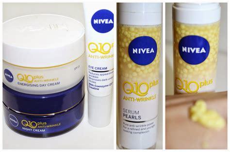 Etos Q10 Serum Anti Wrinkle Review nivea q10 plus anti wrinkle replenishing pearls nivea