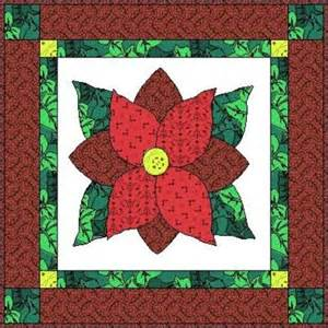 poinsettia quilt block ideas juxtapost