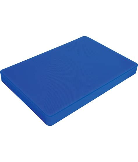 chopping board plastic skw blue plastic chopping board size 1 buy online at best