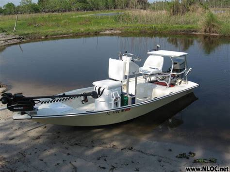 skiff jack boat lagoon boats microskiff dedicated to the smallest of