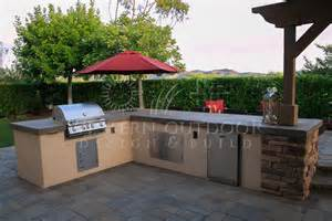 outdoor kitchen stucco finish stucco finish bbq islands outdoor kitchens gallery western