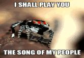 Song Of My People Meme - image 190109 the song of my people know your meme