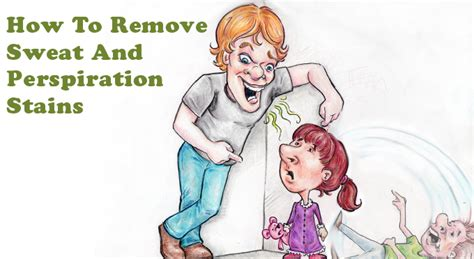 how to remove sweat stains from colored shirts how to remove sweat and perspiration stains simply tips