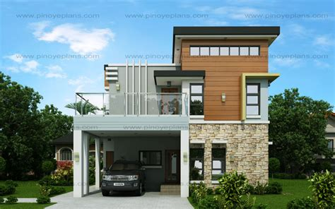 house design outside view amolo 5 bedroom house mhd 2016024 pinoy eplans