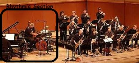 big band rhythm section unit 09 2eso the most prestigious ensembles to hold a