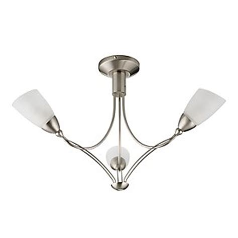 ceiling light 3 arm matching lewis ceiling light 3 arm brushed review compare prices buy