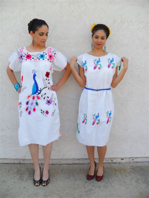 coveted vintage cinco de mayo traditional mexican dresses