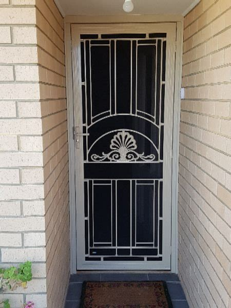 Door Seaford by Security Screen Door Installations Seaford Experts In