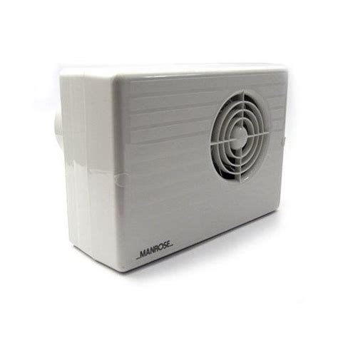 manrose extractor fans for bathrooms manrose 100mm centrifugal bathroom extractor fan w timer