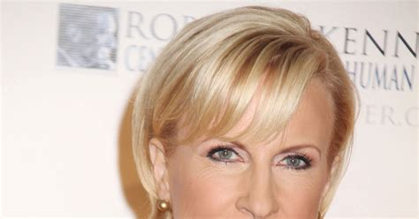 mika brzezinskis hair cut and color mika brzezinski is actually a fairy godmother the cut