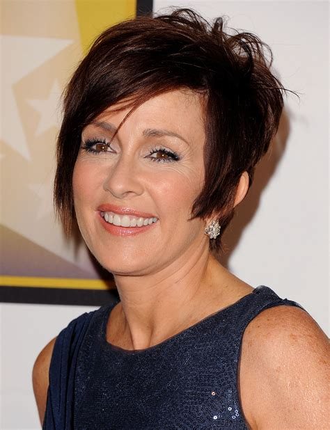 does patricia heaton wear a wig in the middle thread help needed bangs hair type related 1000 pictures