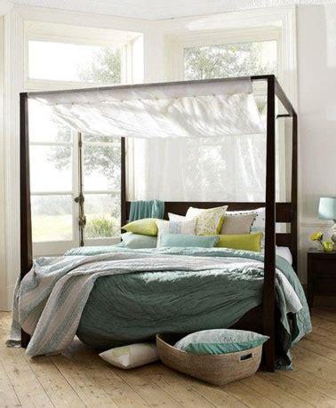 chambre avec lit baldaquin 8 d 233 co chambres inspirant des id 233 es d 233 co charmantes