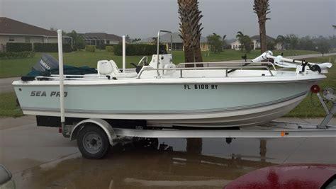 sea pro boats price 2004 17 quot sea pro center console the hull truth boating